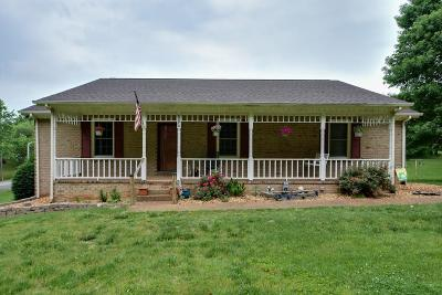 Pleasant View Single Family Home For Sale: 101 Creekview Dr