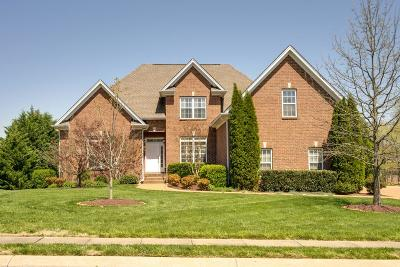 Spring Hill Single Family Home Under Contract - Showing: 2005 Gweneth Dr