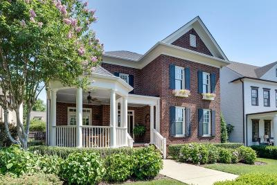 Franklin Single Family Home Active - Showing: 114 Glass Springs Dr