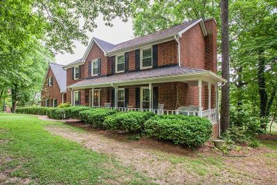 Franklin Single Family Home For Sale: 163 N Berwick Ln