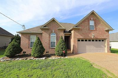Wilson County Single Family Home Under Contract - Showing