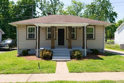 Old Hickory Single Family Home Active - Showing: 1402 Bryan St