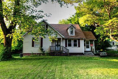 Clarksville Single Family Home Under Contract - Showing: 307 E St