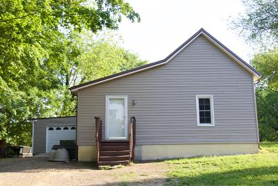 Robertson County Single Family Home Under Contract - Showing: 212 Winters St