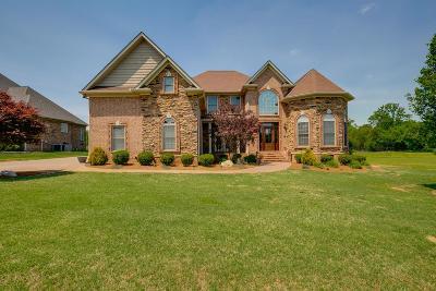Lebanon Single Family Home For Sale: 807 Stonebrook Dr