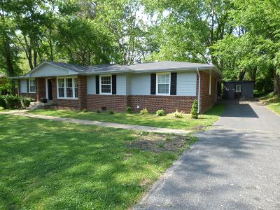 Ashland Hills Single Family Home Under Contract - Showing: 2305 Sherwood Dr