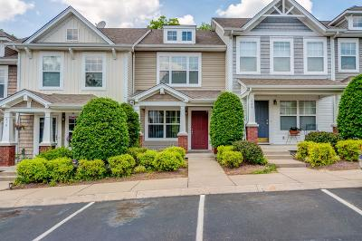 Nashville Condo/Townhouse Under Contract - Showing: 418 Flintlock Ct