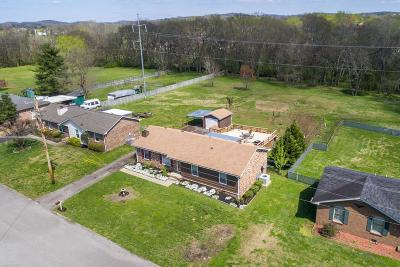 Hendersonville Single Family Home For Sale: 134 Orchard Valley Rd