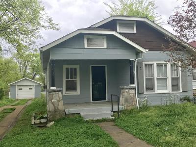 Nashville Single Family Home For Sale: 1430 Meridian St