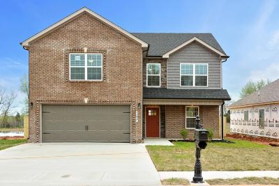 Clarksville Single Family Home Active - Showing: 1122 Gentry Drive