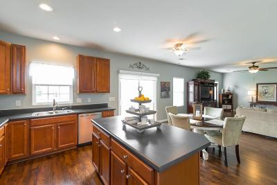 Spring Hill Single Family Home Under Contract - Showing: 2027 Silverton Circle