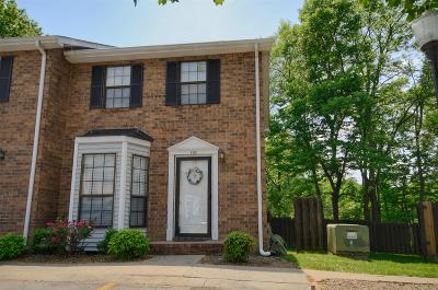 Antioch  Condo/Townhouse Under Contract - Not Showing: 453 Claircrest Dr