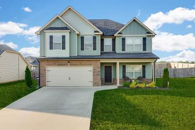 Clarksville Single Family Home Active - Showing: 1073 Silo Dr
