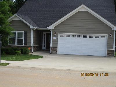 Clarksville Single Family Home For Sale: 875 Cherry Blossom Ln