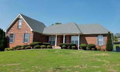Clarksville Single Family Home For Sale: 3411 Heatherwood Trace