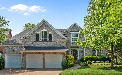 Franklin Single Family Home Under Contract - Showing: 1400 Lille Ct