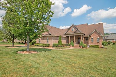 Hendersonville Single Family Home Under Contract - Not Showing: 1023 Heathrow Dr