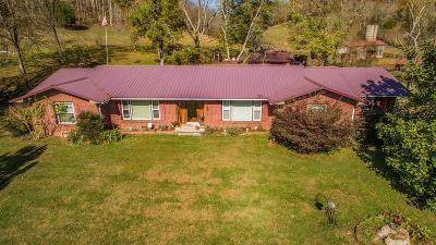 Lawrenceburg Single Family Home Active - Showing: 3692 Weakley Creek Rd