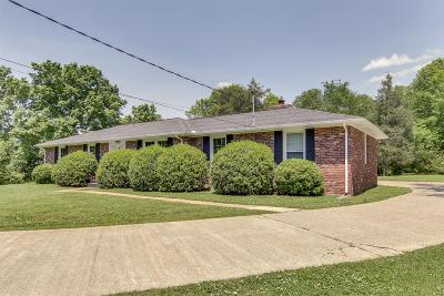 Franklin Single Family Home Under Contract - Showing: 1028 Ridgecrest Dr