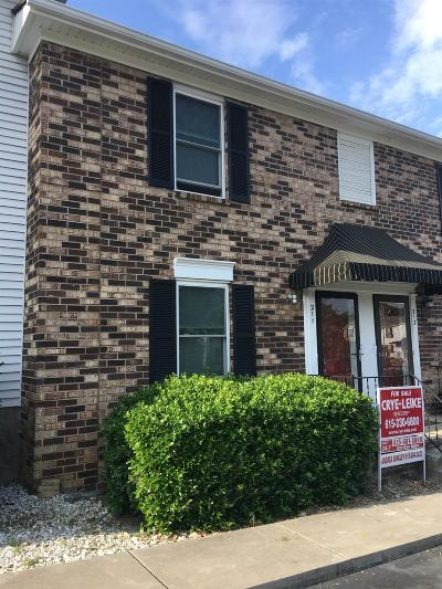 Hendersonville Condo/Townhouse Under Contract - Not Showing: 211 Edgewood Dr #211