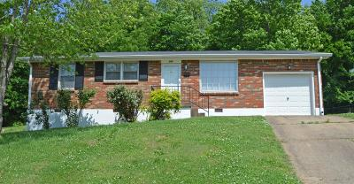 Clarksville Single Family Home For Sale: 209 High Street