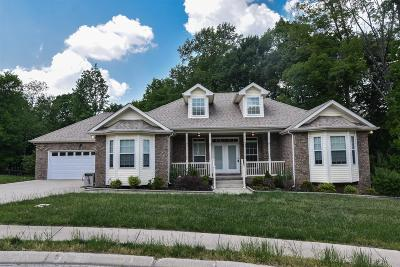 Clarksville Single Family Home Under Contract - Showing: 1304 Vantage Ct