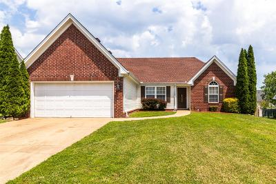 Williamson County Single Family Home For Sale: 1805 Packard Ct