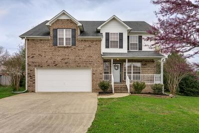 Williamson County Single Family Home For Sale: 302 Cheairs Ct