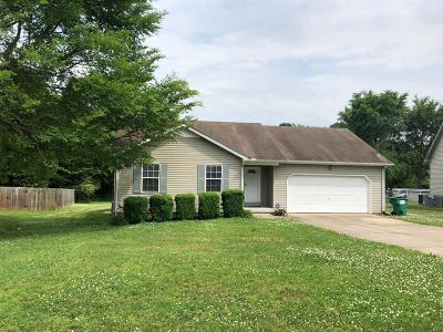 Single Family Home For Sale: 404 Wildlife Ct