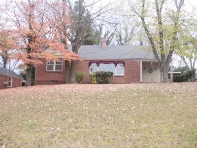 Single Family Home For Sale: 2708 Larmon Dr