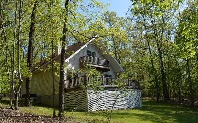 Sewanee Single Family Home For Sale: 146 Jackson Point Rd