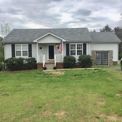 Lebanon Single Family Home For Sale: 5520 Old Rome Pike