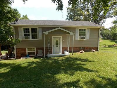 Kingston Springs Single Family Home Active - Showing: 1445 Highway 70