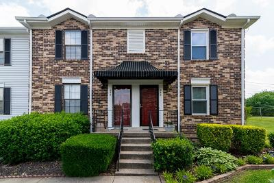 Hendersonville Condo/Townhouse Under Contract - Not Showing: 246 Edgewood Dr #246