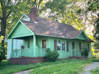 Clarksville Single Family Home For Sale: 200 Power Street