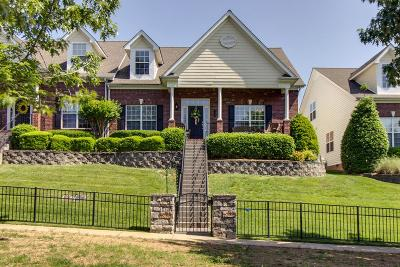 Franklin Single Family Home For Sale: 1308 Liberty Pike