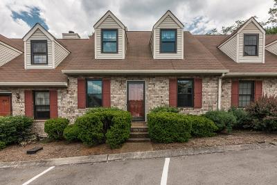 Hendersonville Condo/Townhouse For Sale: 226 Deer Point Ct #226