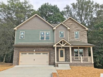 Clarksville Single Family Home For Sale: 842 Iron Wood Circle (Lot 205)