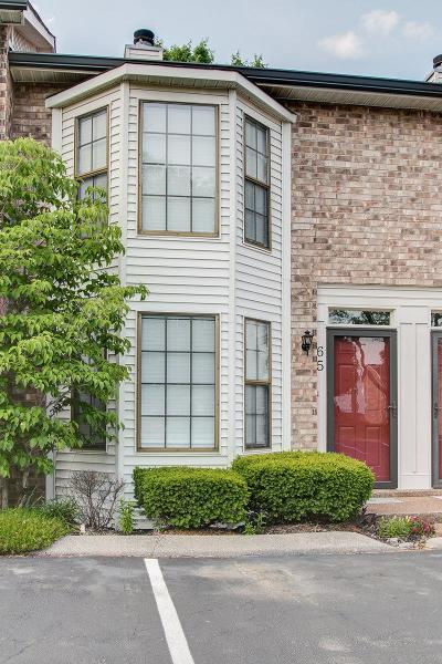Hendersonville Condo/Townhouse Under Contract - Not Showing: 250 Sanders Ferry Rd Apt 65