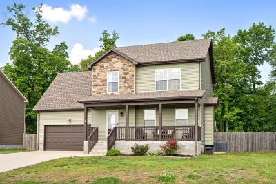 Clarksville Single Family Home For Sale: 1216 Freedom Dr