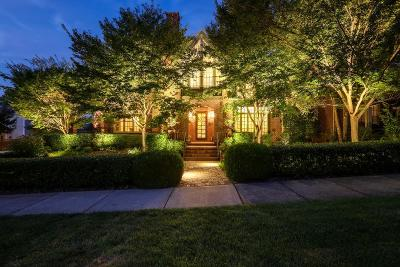 Brentwood, Fairview, Franklin, Nashville, Spring Hill, Thompson's Station, Thompsons Station Single Family Home For Sale: 1580 Championship Boulevard