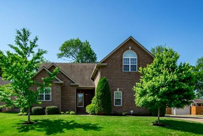 Mount Juliet Single Family Home Active - Showing: 2013 Raven Xing