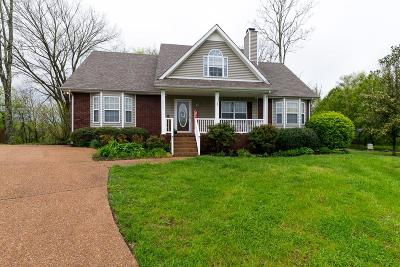 Goodlettsville Single Family Home For Sale: 3006 Greenleaf Cir