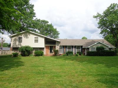 Gallatin Single Family Home Under Contract - Not Showing: 101 Lee Etta Dr