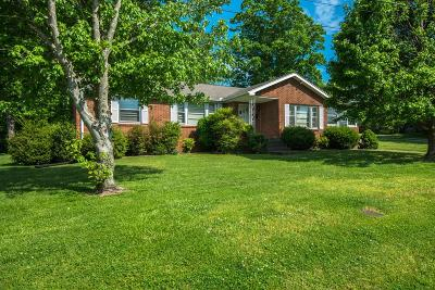 Dickson Single Family Home Under Contract - Showing: 101 Oak Dr