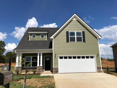 Spring Hill Single Family Home For Sale: 109 East Coker Way Lot 45