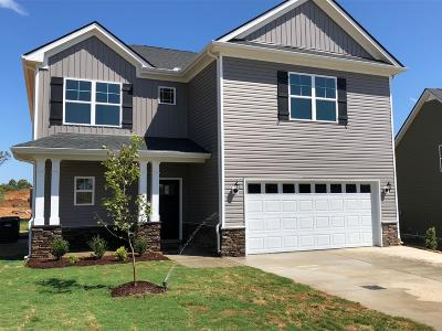 Spring Hill Single Family Home For Sale: 105 East Coker Way Lot 46