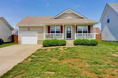 Clarksville Single Family Home Active - Showing: 513 Fox Trot Dr