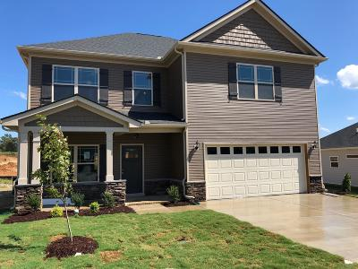 Spring Hill Single Family Home For Sale: 113 East Coker Way Lot 44