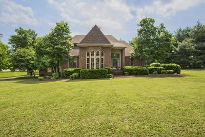 Franklin Single Family Home For Sale: 2206 Oakleaf Dr